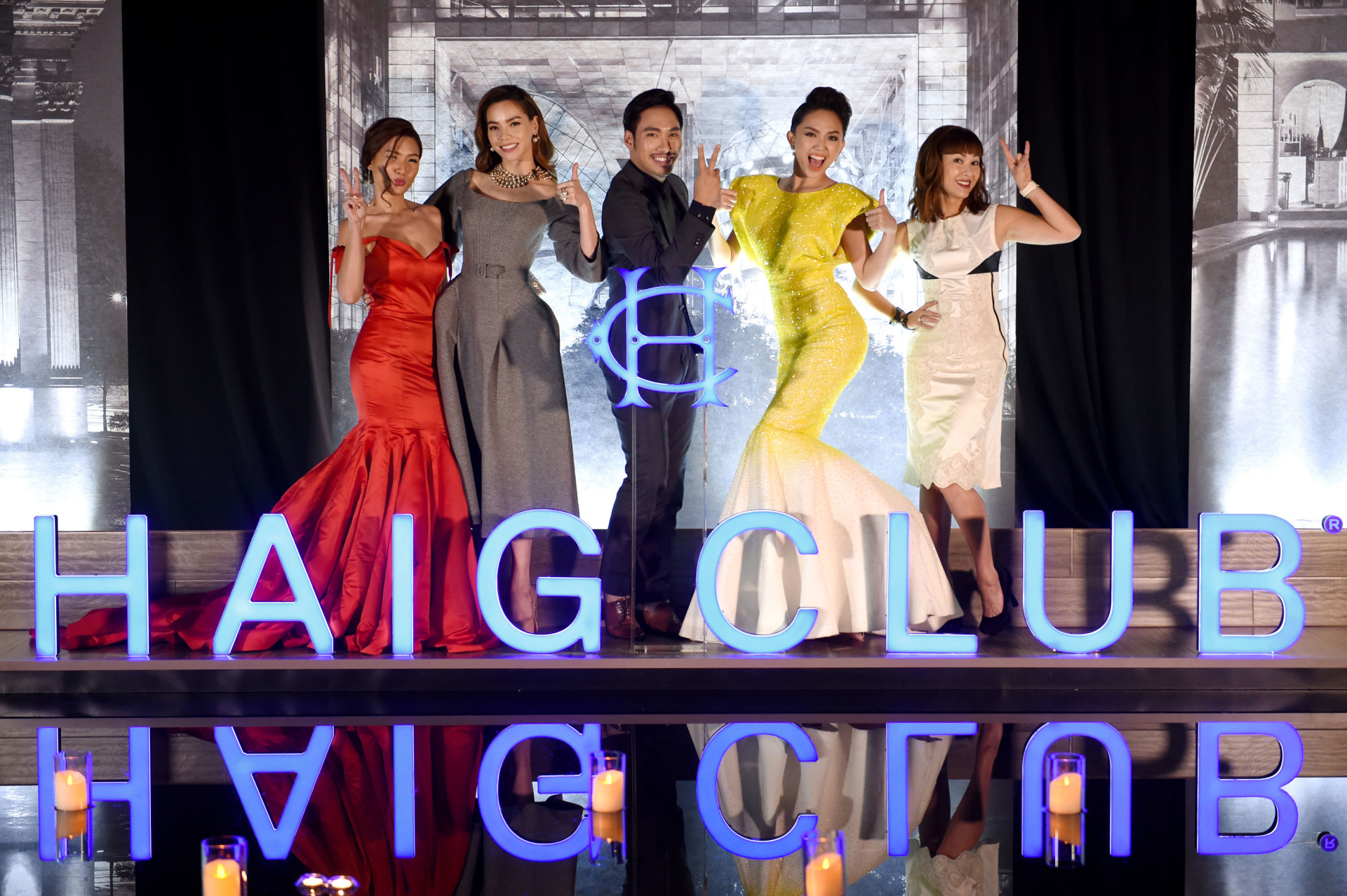 Guests at HAIG CLUB™ Shanghai1